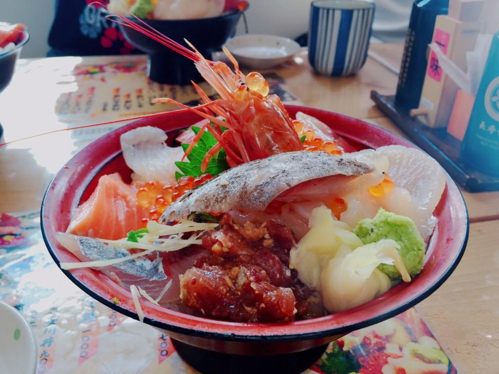 女川丼の写真